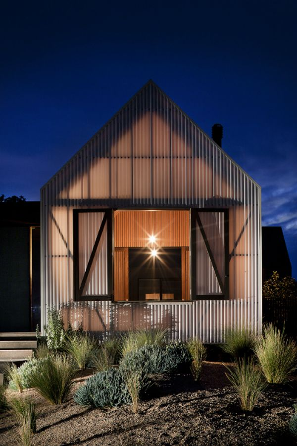 The Seaview House by Jackson Clements Burrows in Old Barwon Heads, Australia