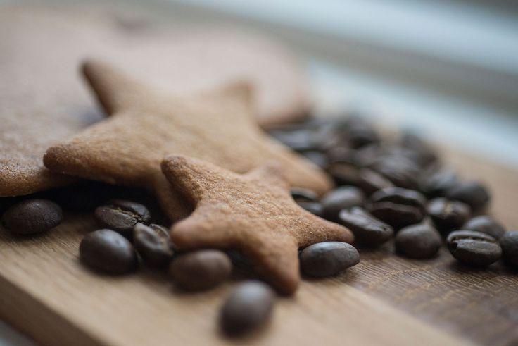 Oppskrift på kaffepepperkaker.