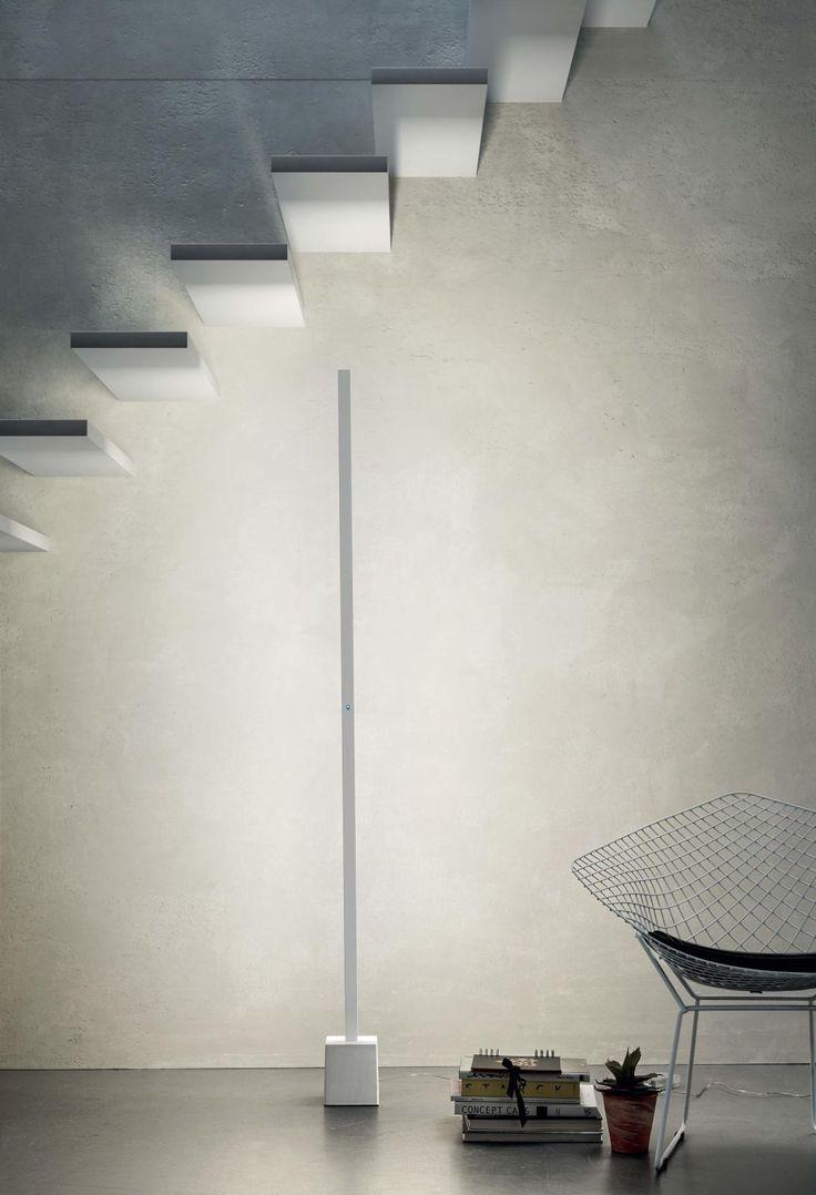 Xilema - floor lamp Material & Design Lighting  #design #lighting #LEDlighting