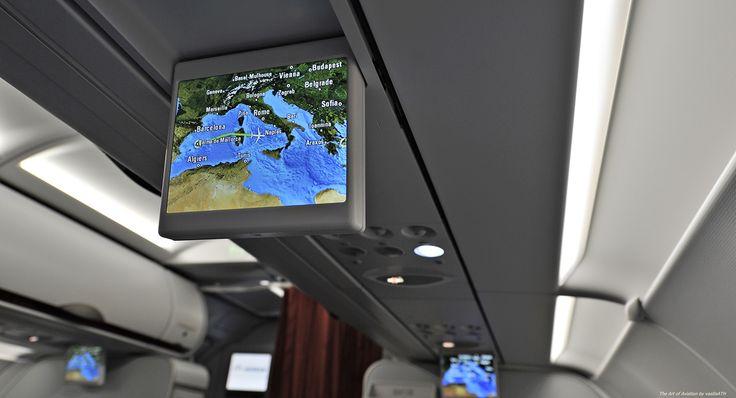 AEGEAN Νυχτερινή Πτήση πάνω από την Μεσόγειο - Night flight over Mediterranean A3685 PALMA MALLORCA (PMI) - ATHENS (ATH) 11JUL Inaugural flight. BUSINESS CLASS, In Flight Service. CLOSER To GREECE Tribute To SAMOS - LEMNOS - IKARIA