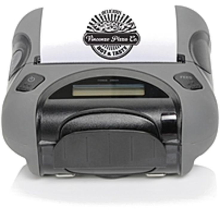 NOB Star Micronics SM-T300 Direct Thermal Printer - Monochrome - Portable - Receipt Print - 2.83 Print Width - 2.95 in-s Mono - 203 dpi - Bluetooth - Serial - Battery Included - LCD - 3...