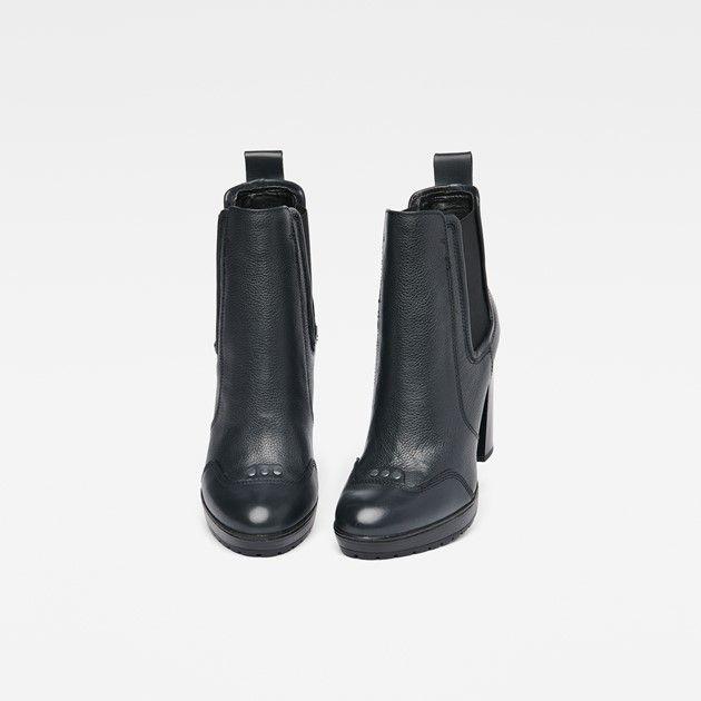 Kies voor een nonchalante mix met deze Chelsea-laarzen. Ze zijn gemaakt van…