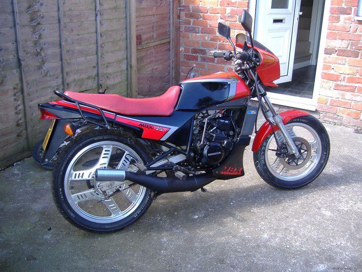 Honda MBX 125F