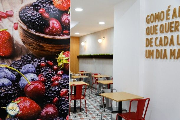 Lisboa Cool - Conviver - Gomo