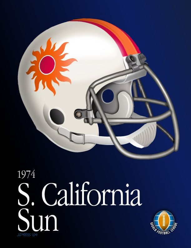 WFL Southern California Sun by jadyess on deviantART