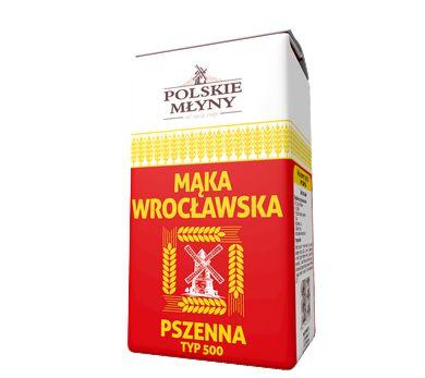 Mąka Brzeska wrocławska typ500. Mąka Brzeska ze względu na swoją niezwykłą recepturę jest wysoko ceniona i znana na południu Polski. Służy ona do wszechstronnego zastosowania, wyjątkowo sprawdza się w  codziennym przygotowywaniu potraw. Mąka ta jest niezastąpiona w każdej kuchni, idealna do wypieku ciast i babeczek, doskonała do sosów i zup. Co więcej, Babcia Szymanowska zapewnia, że dzięki mące brzeskiej typ 500 racuchy i placki wychodzą tak pyszne, że nikt nie odmówi dokładki.