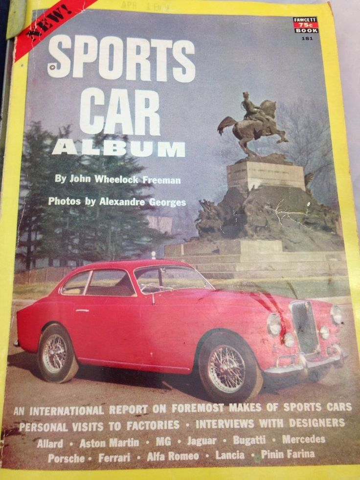 Harrah\'s Automobile Collection Special Edition Book Listing 1975 ...