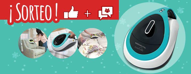 MONEUAL Sorteo Navidad de HC600 BedClothes en Facebook
