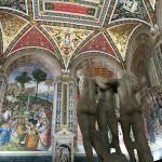 Photo de Biblioteca Piccolomini Dans la cathédrale ND de l'Assomption (Duomo) RRR