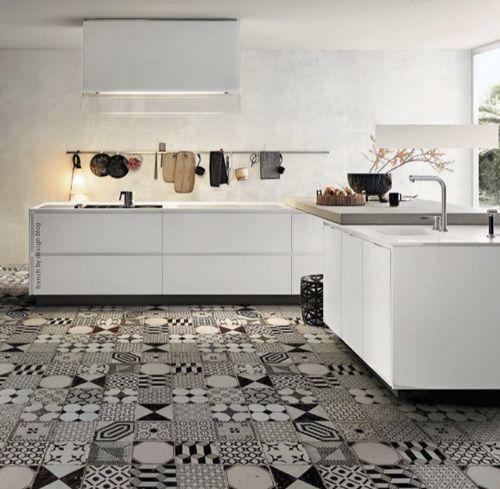 floor patchwork #decor