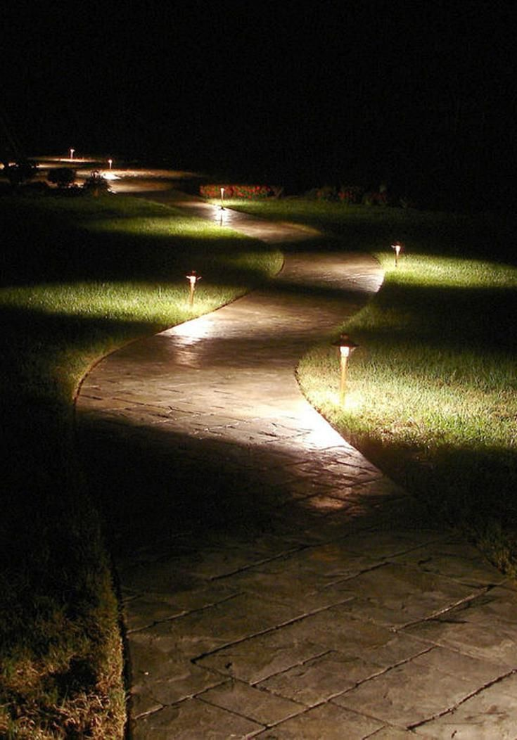 Professional Grade Landscape Lighting : Images about outdoor lighting ideas on
