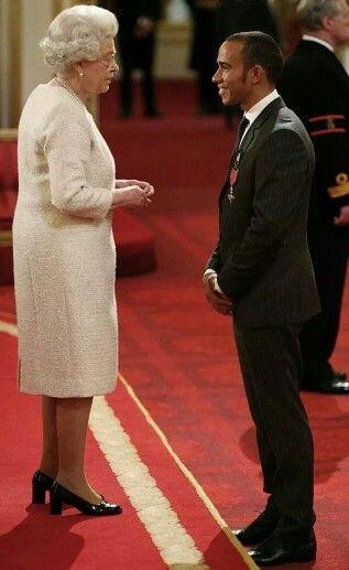 Congratulations Sir Lewis Hamilton