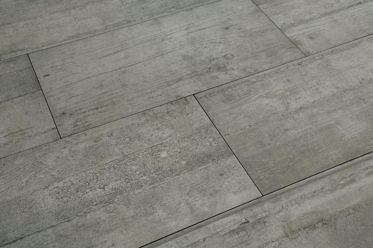 Concrete Effect Porcelain Floor Tiles 30x60cm - Concrete - Modern Porcelain - Tiles - Kitchen Floor and splash back??