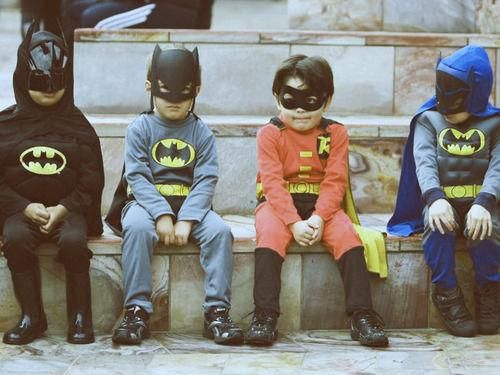 Halloweencostumes, Dresses Up, Halloween Costumes, Children, Future Kids, Superheroes, Super Heroes, Batman Robin, Little Boys