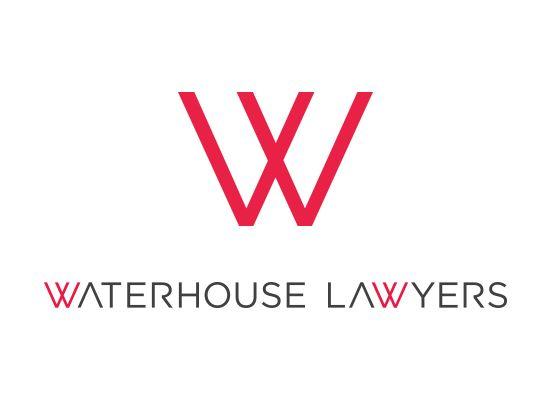 Waterhouse Lawyers Brand Identity www.waterhouselawyers.com.au