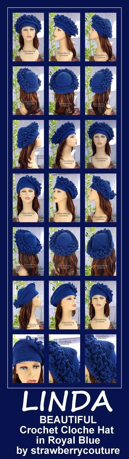 Click #strawberrycouture Linda Beautiful Crochet Cloche Hat in Royal Blue by strawberrycouture   crochet cloche hat   cloche hat   cloche hat outfit   cloche hat crochet   Cloche Hat   shopping   shopping   shopping outfit      Shopping For   SIT N GET shopping   Etsy Shopping   Pinterest Handmade Shopping Mall   ** Christmas Shopping **   #crochetcloche #clochehat #fashion #style #love #shopping #shoppingonline #etsyshop #etsyfinds #etsygiftsetsy #royalblue