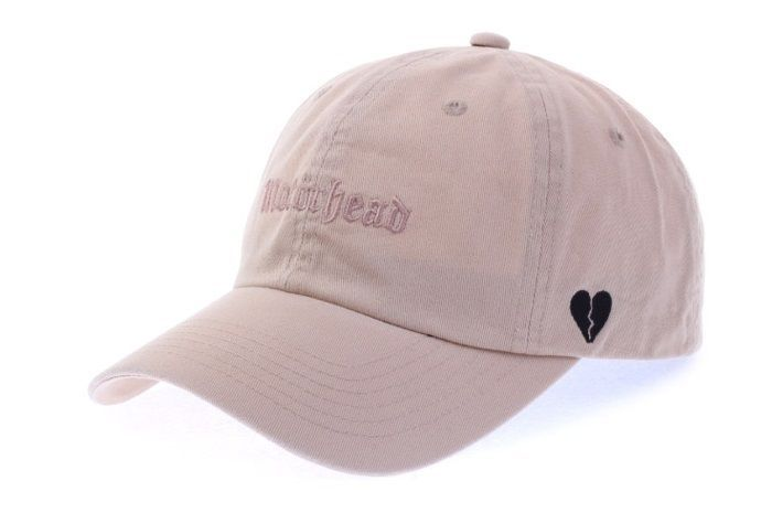 Moter Head Beige Ball Cap - Baseball Cap / Casual Cap / Couple Cap / Student Cap #Unbranded #Simple