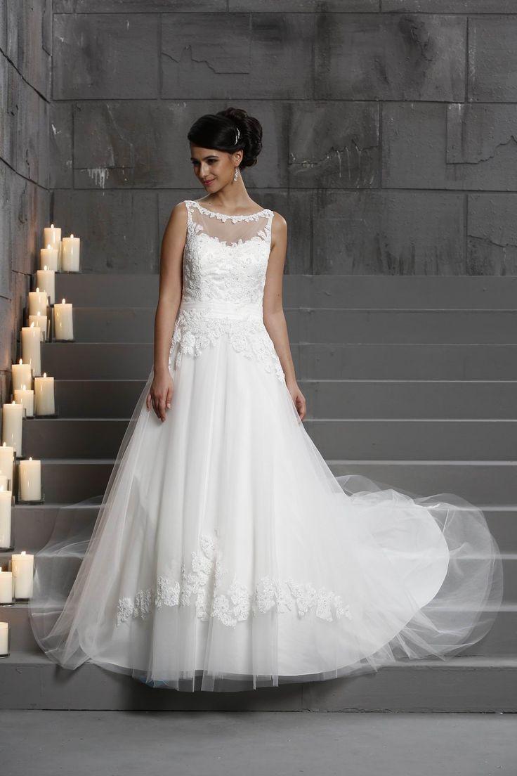 D'Zage #Bridal Style D31470