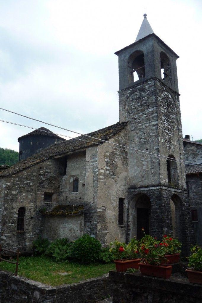 Chiesa di Corchia