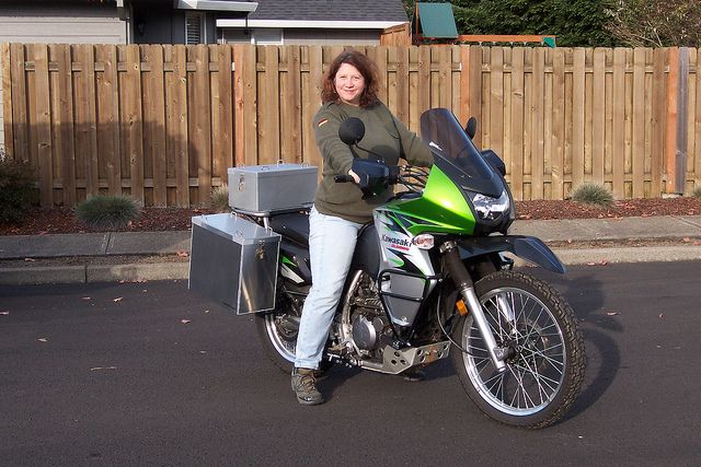 getting started as a motorcycle rider