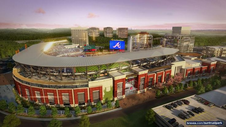 Braves begin selling SunTrust Park tickets, release new stadium renderings and video - Atlanta Business Chronicle