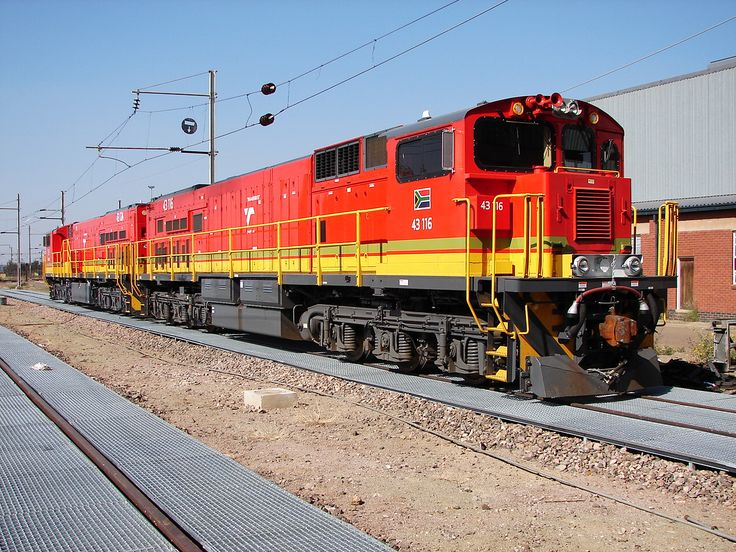 No. 43-116 at Pyramid South, Pretoria, 14 May 2013