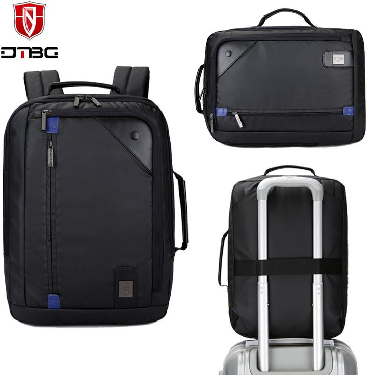 DTBG 15.6 Inch Fashion Design Notebook Briefcase Backpack Business Climbing Rucksack School Laptop Bag for Macbook HP ACER Bag
