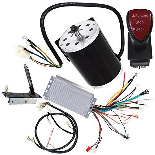 wphmoto high speed 48v dc 1800w brushless electric motor rh pinterest com