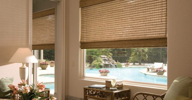 Eye catching Custom Window Coverings from Lerner Interiors