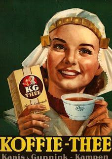 Art for art's sake: Kanis & Gunnink coffee and tea