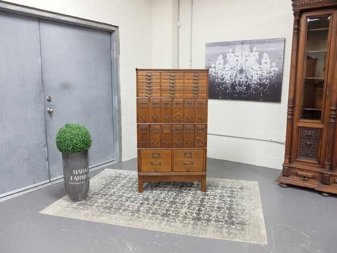 Antiques By Design - Tiger Oak Yawman & Erbe Rochester NY Stacking File  System - 213 Best Antique Office Furniture Images On Pinterest Office