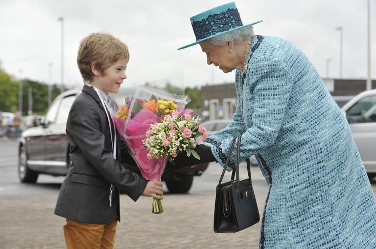 Queen Elizabeth II Photos: The Queen And The Duke of Edinburgh Visit The Forth Road Bridge To Mark Its 50th Anniversary