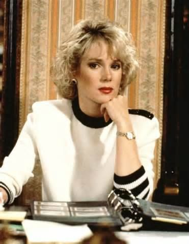 On the Newhart show as a snotty, rich girl named Stephanie, Julia Duffy turns 62 today. (6-27)