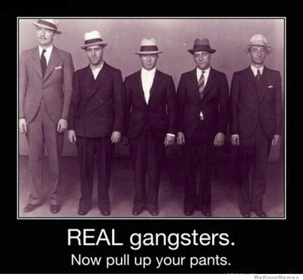real-gangsters