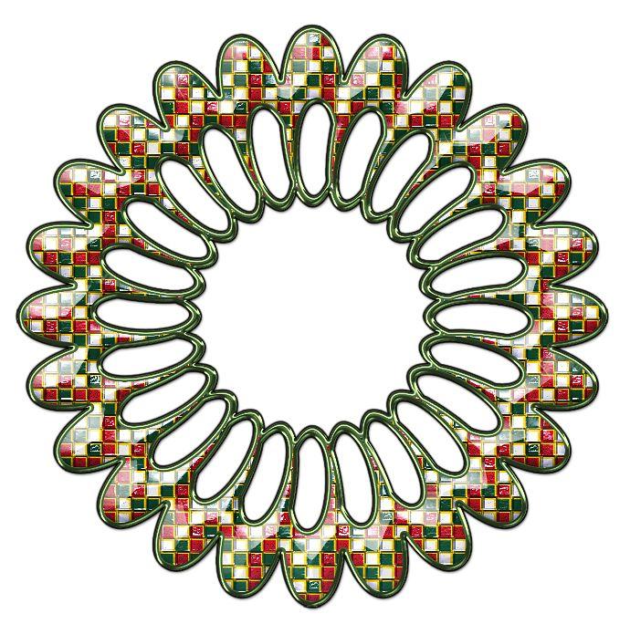 Rámečky tvary barevné   vánoční blog