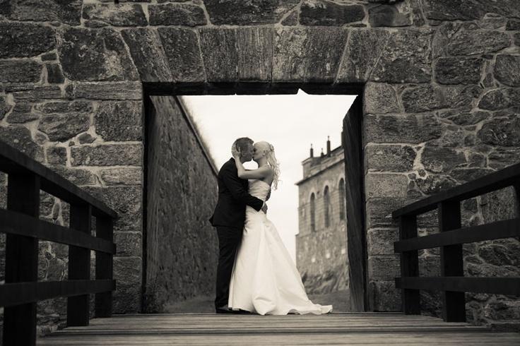 Bröllop - Fotograf Anders Östman - Bröllop på Marstrand
