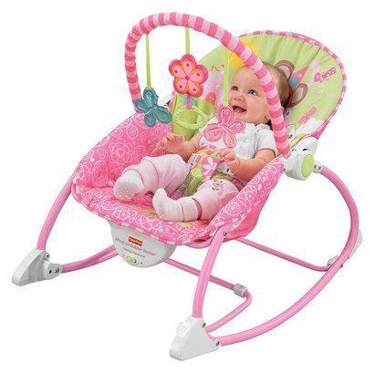 $35 @ Target   Fisher Price Infant To Toddler Rocker   Pink (on Line Only · Baby  Rocking ChairsCute ...