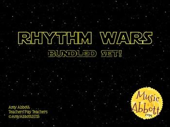 Rhythm Wars {Bundled Set}
