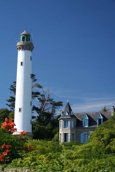 phare de Bénodet| Finistère tourisme Bretagne