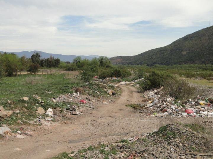 Río Aconcagua - V Región - Chile