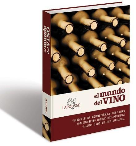 El mundo del vino. Varietats, com és serveix el vi, maridatges, rutes....