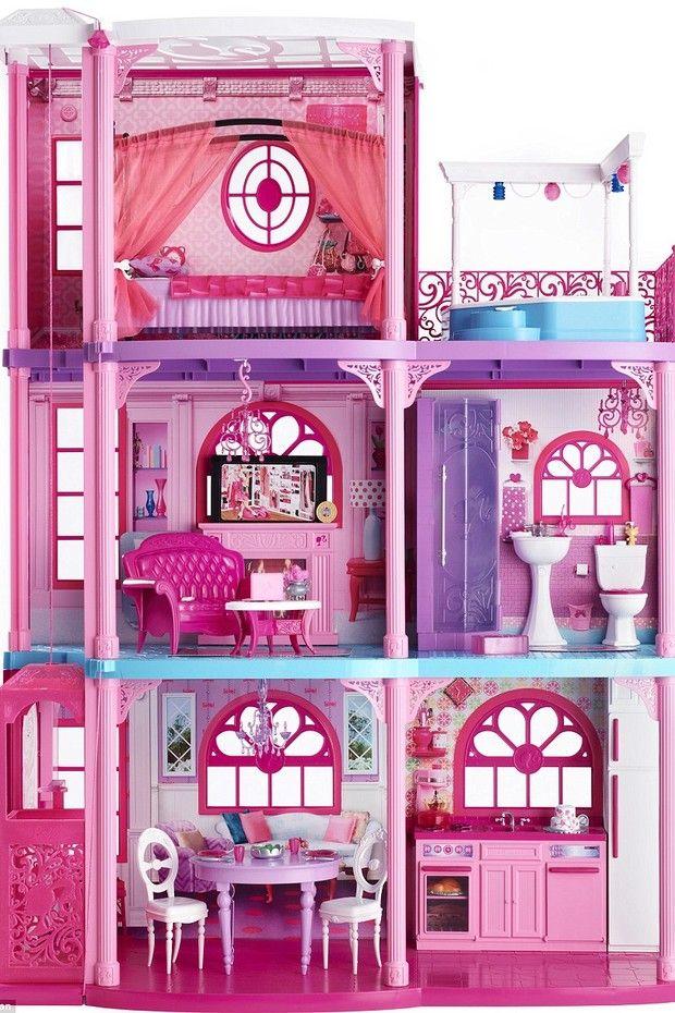 Best 25 Dreamhouse Barbie Ideas On Pinterest Life Size