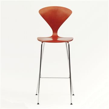 cherner chair metal base stool bar moderb bar stools modern counter stools