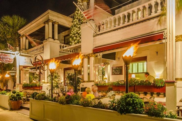 Casablanca Inn On The Bay Bed And Breakfast: St. Augustine Hotels Review - 10Best Experts and Tourist Reviews