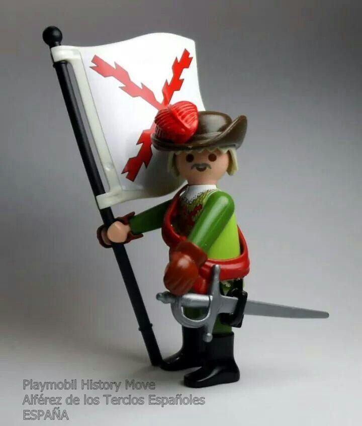 Spanish Soldier | Playmobil