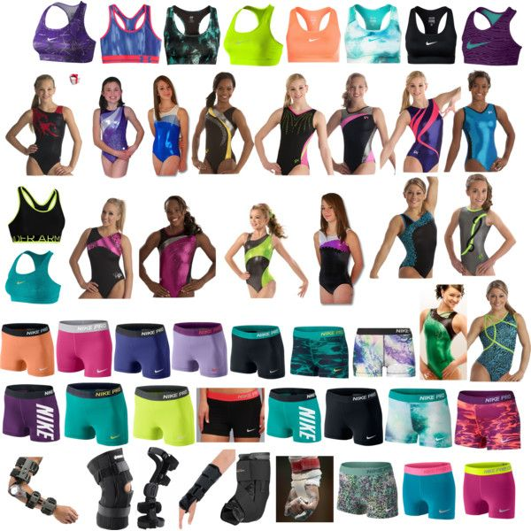 """Gymnastics camp"" by alive4music on Polyvore (Btw I made this!!! :D)"