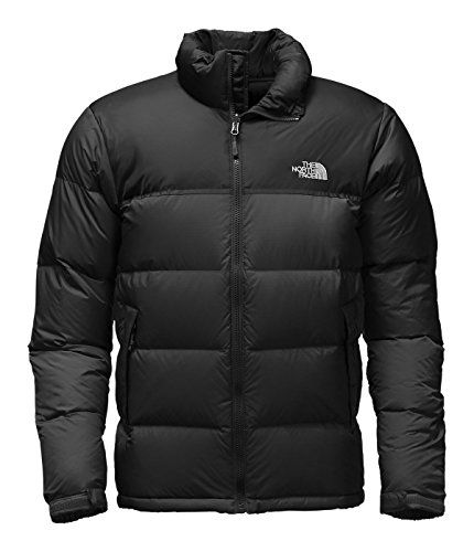 The North Face Nuptse Jacket – Men's TNF Black/TNF Black Medium