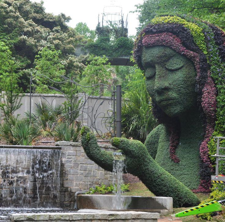 Atlanta Botanical Garden Skyline Gardens: 20 Best Images About ATLANTA! On Pinterest