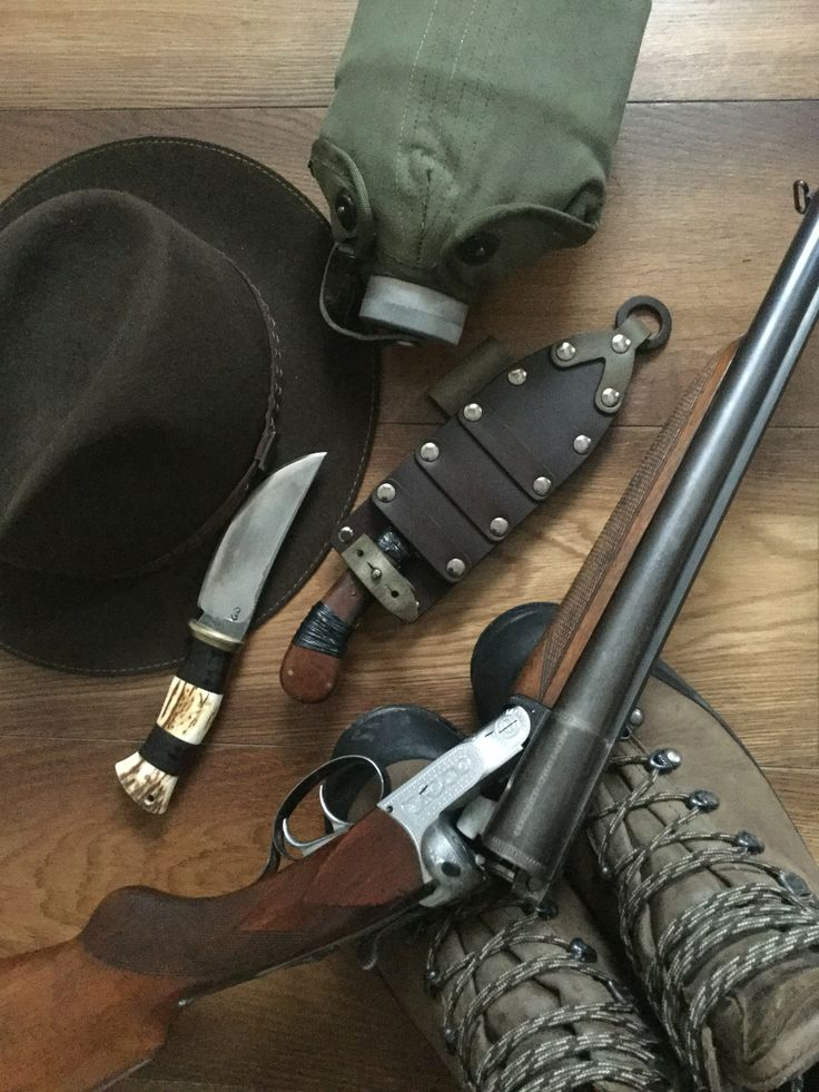 Bladearmour's hunting gear with Beretta