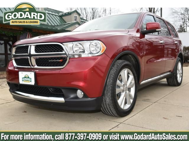 Have you seen our 2013 Dodge Durango? Looks ready for you!!  #GodardAutoSales #AutoSales #durango #vroom #car